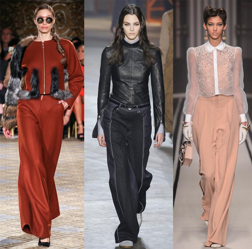 модные костюмы осень 2019