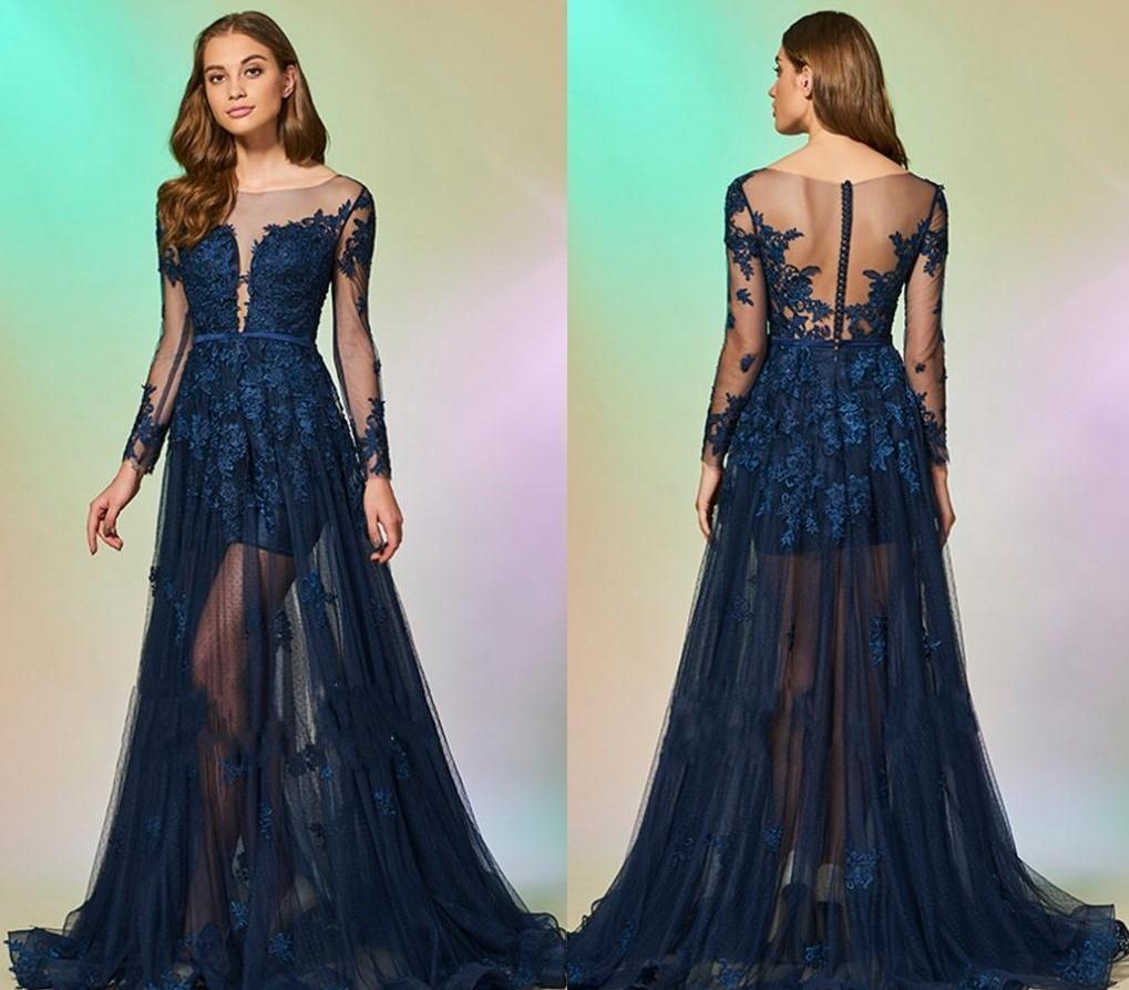 вечернее платье в модных трендах