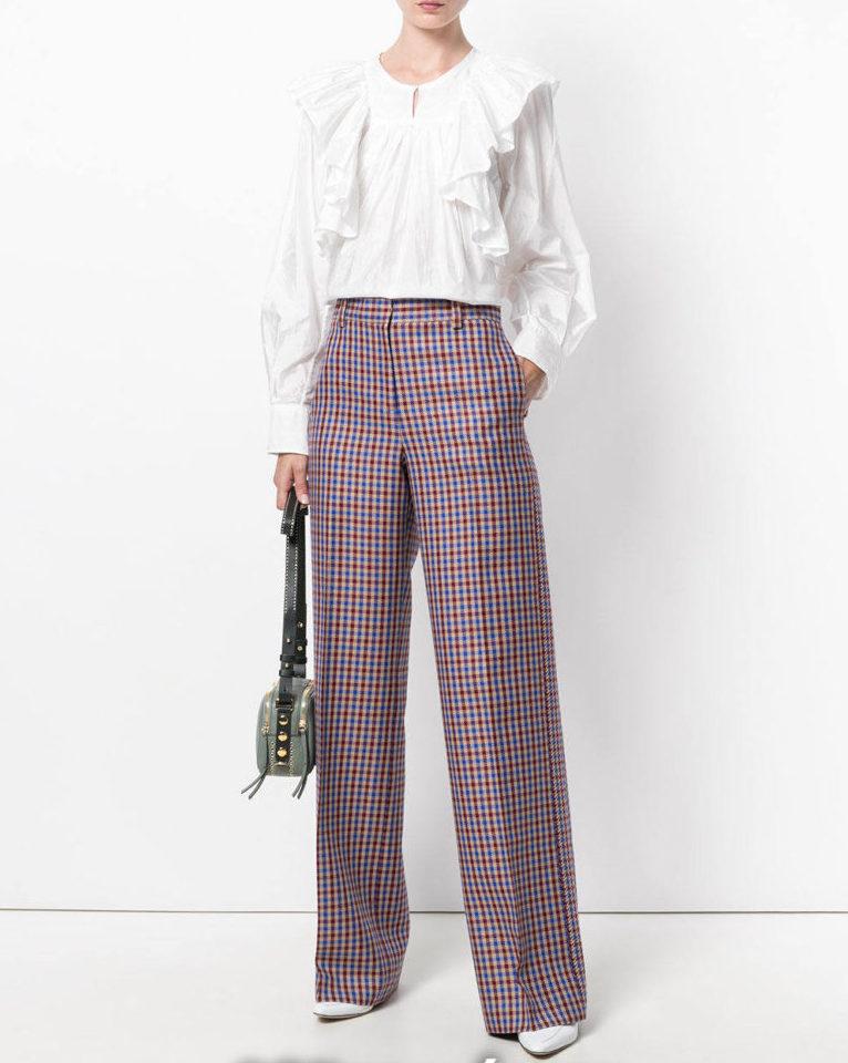 ультрадинные брюки