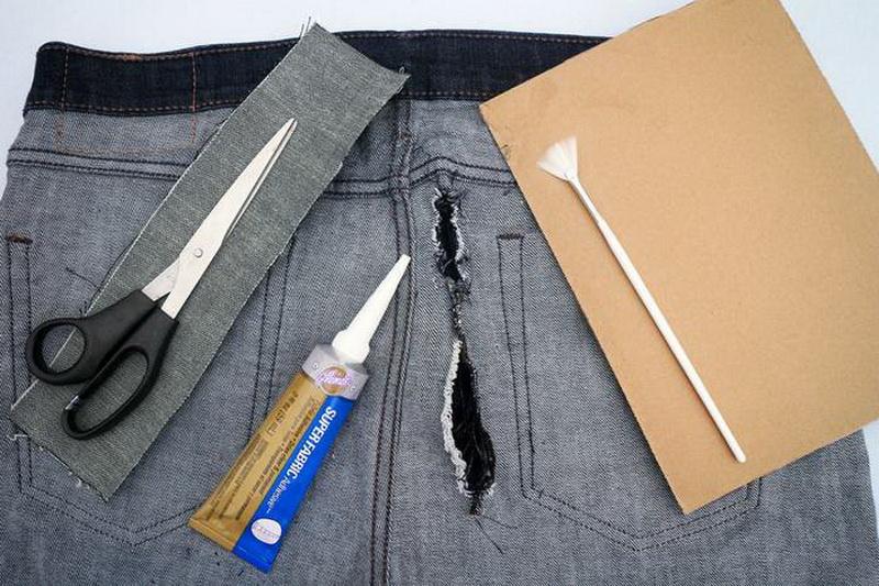 Как приклеить ткань на ткань: технология использования и советы по выбору