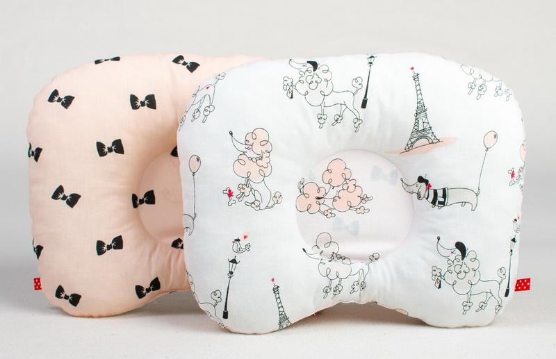 Ортопедические подушки для грудничков