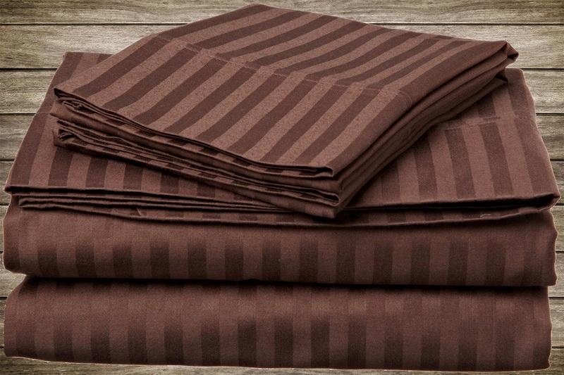Страйп сатин: характеристики, описание, особенности и применение ткани