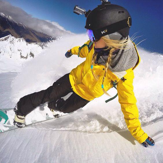 Как выбрать горнолыжную куртку?