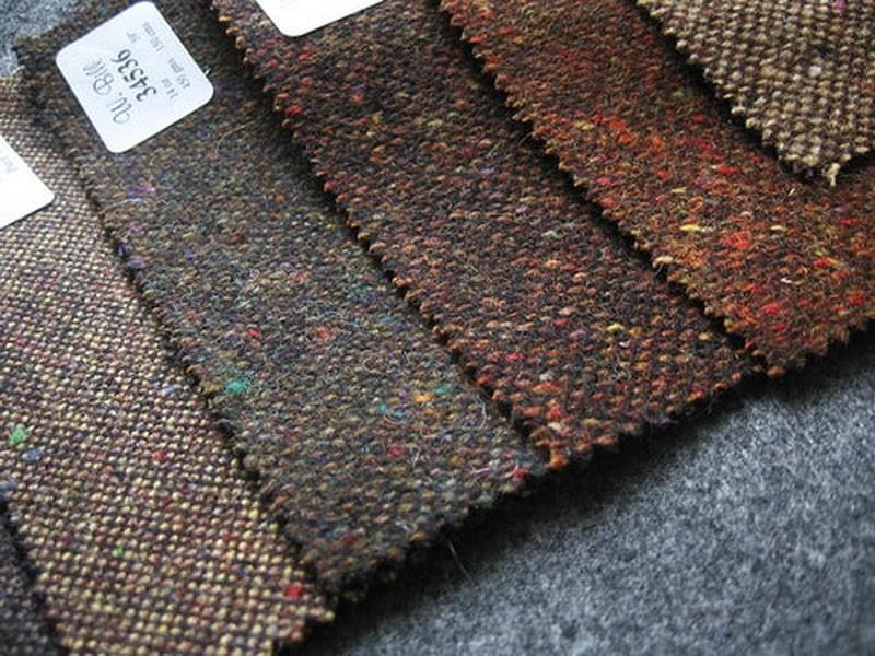 Ткань твид: описание, виды, свойства и применение