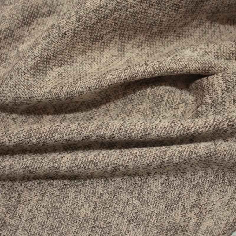 Что такое ткань меланж и какого она цвета