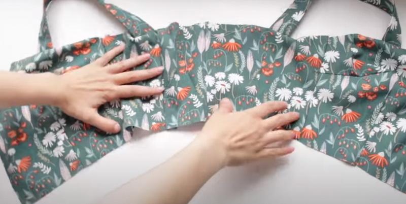 Выкройки летних сарафанов в натуральную величину для девочек и женщин