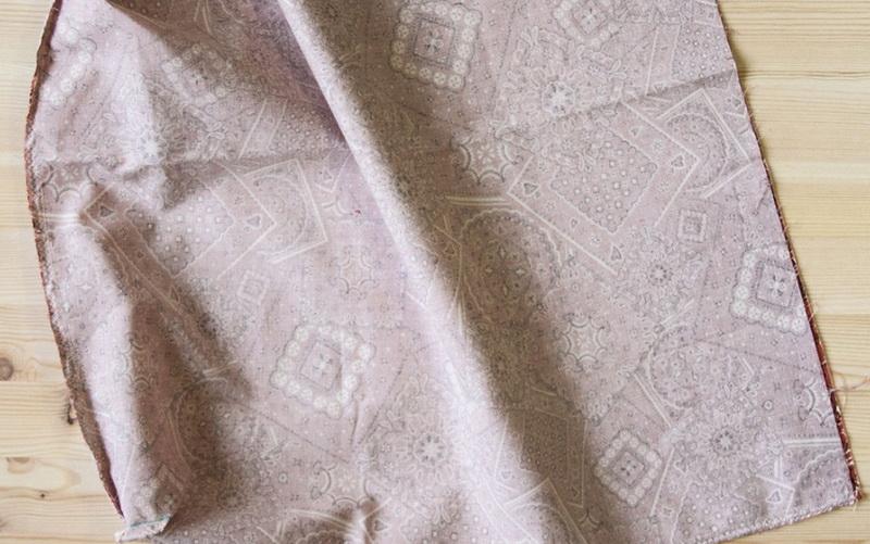Как сшить сумку из ткани для продуктов своими руками