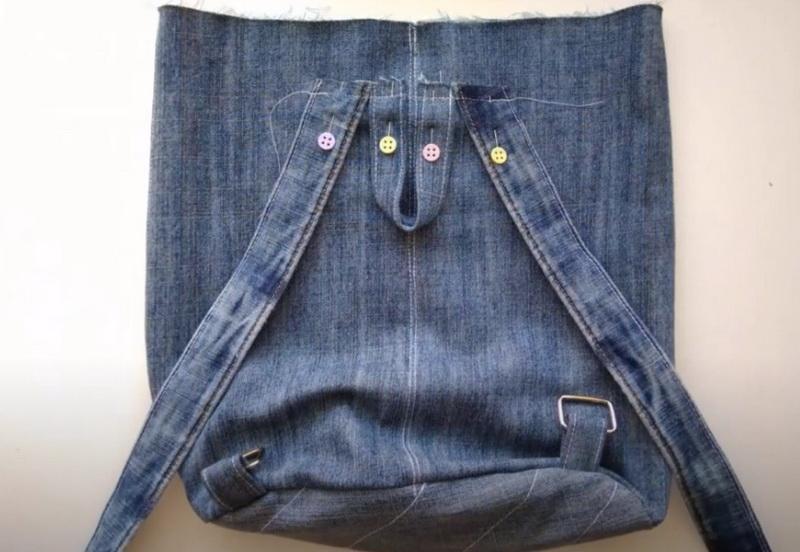Лучшие выкройки и пошаговые инструкции пошива рюкзака