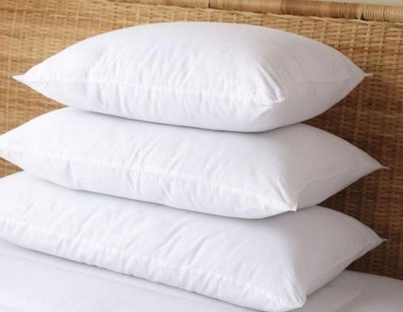 Чем наполнить декоративную подушку своими руками