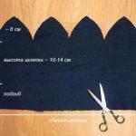 Эксклюзивные модели выкроек шапок для женщин из трикотажа + Пошаговая инструкция пошива