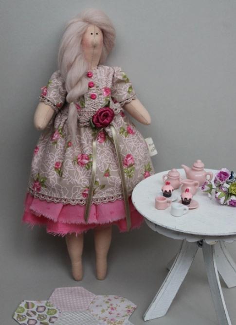 Как сшить куклу Тильду своими руками по выкройкам