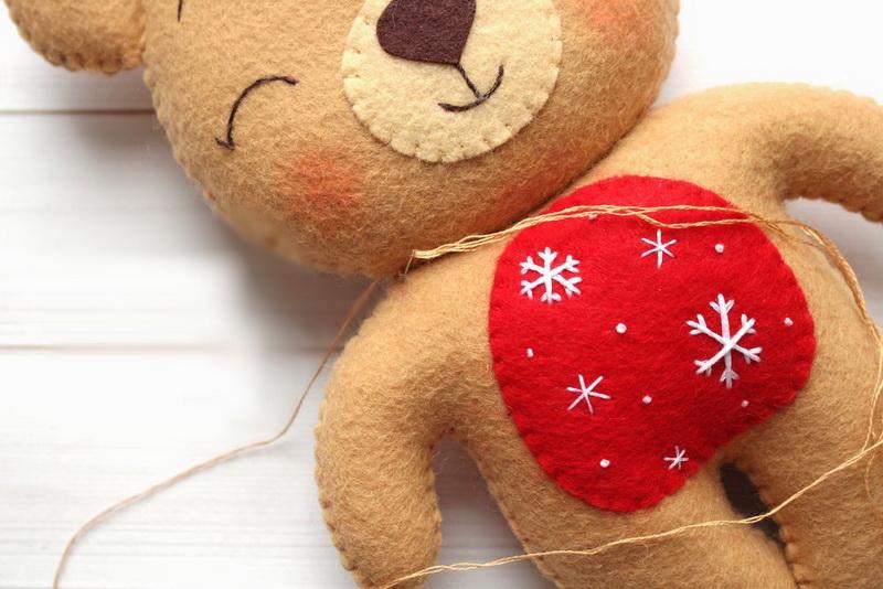 Простые выкройки и пошаговые инструкции игрушек из ткани для начинающих
