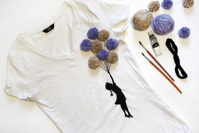 Как сшить трикотажную футболку, подробная инструкция для новичков