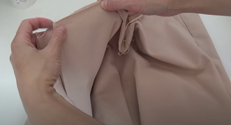 Пошив женских шорт своими руками на резинке