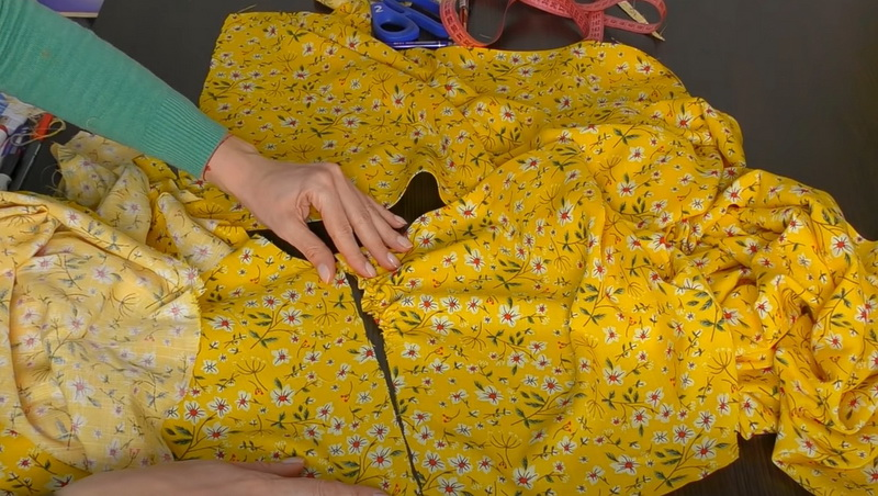Как сшить платье балахон своими руками без выкройки