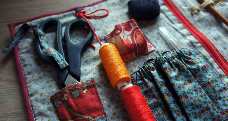 Шьем двухцветные шторы: интересные идеи, расчет материалов, пошаговая инструкция