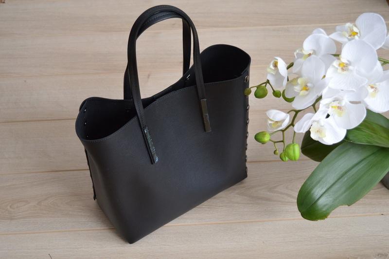 Построение выкройки и пошив сумки шоппера собственноручно
