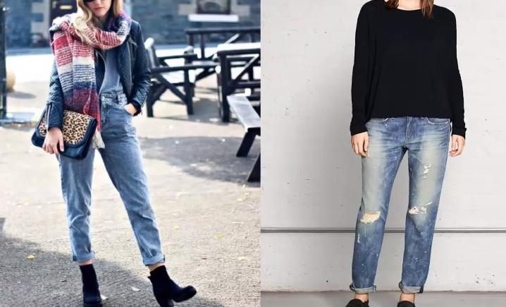 Как красиво подвернуть женские джинсы под кроссовки: топ лучших способов