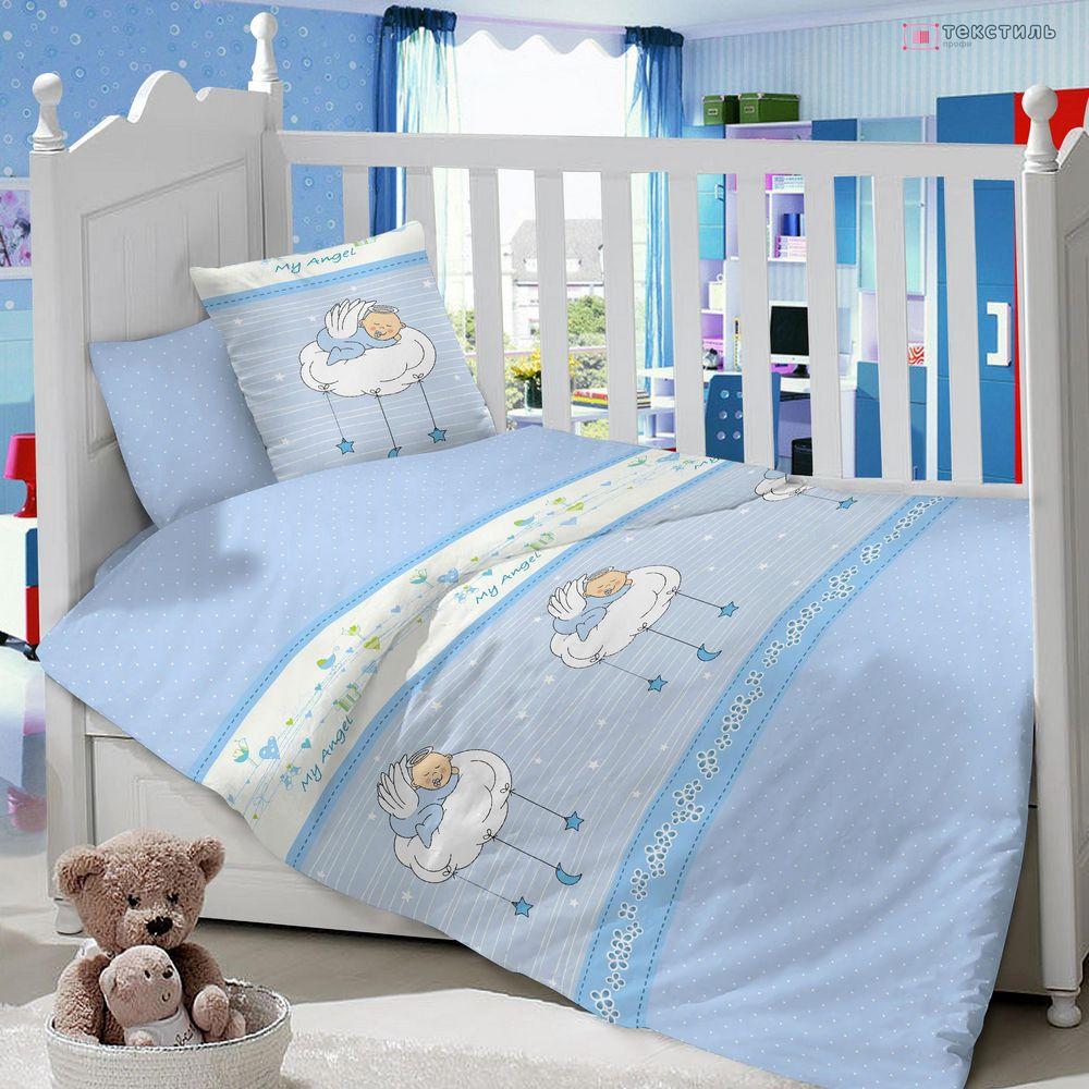 Как не ошибиться с размером, выбирая постельное белье для малыша
