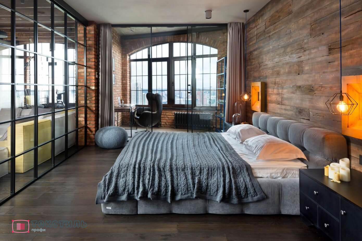 Покрывало, которое дополнит стиль любой комнаты: от лофта до бохо