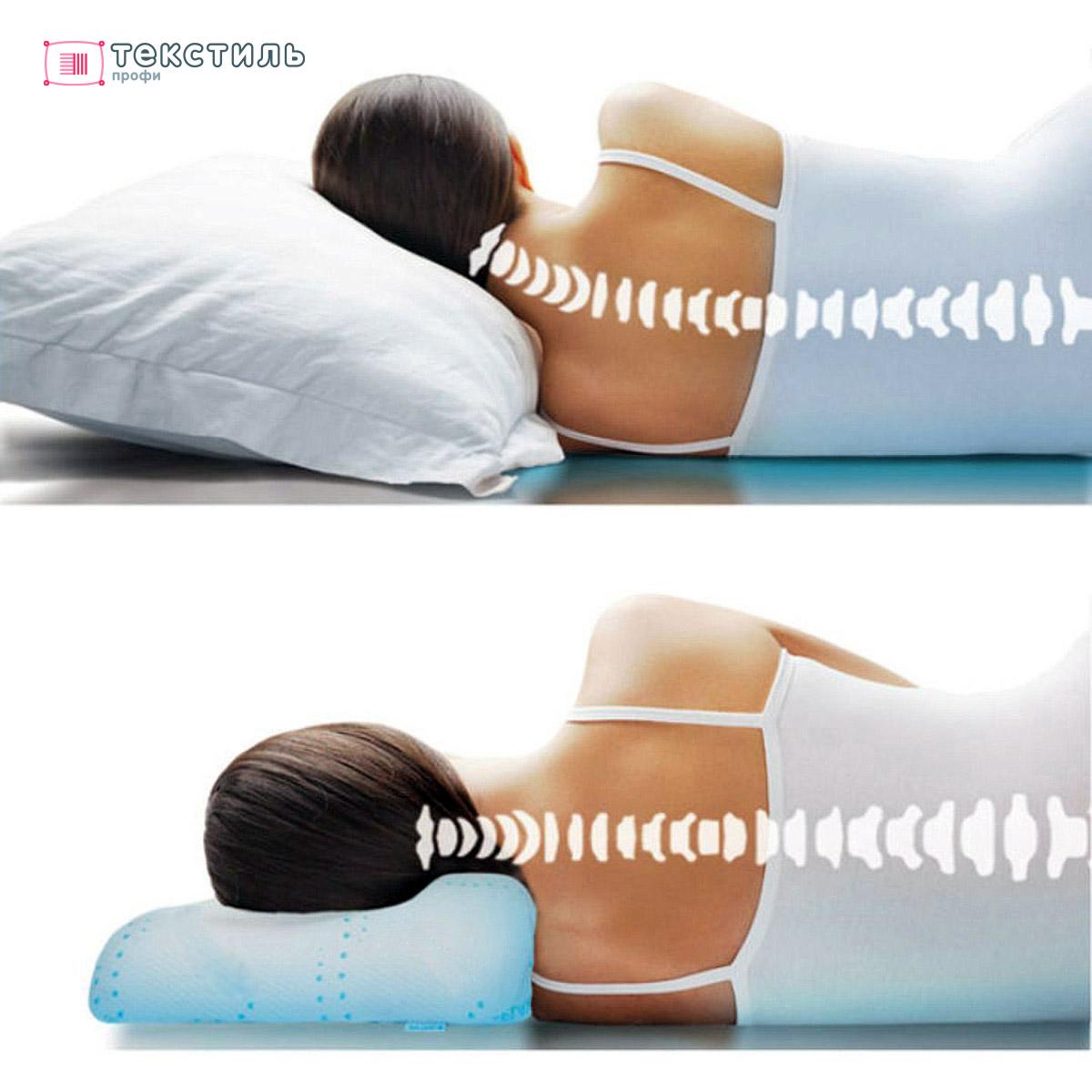 Лечебные подушки для сна: наполнители для здоровья