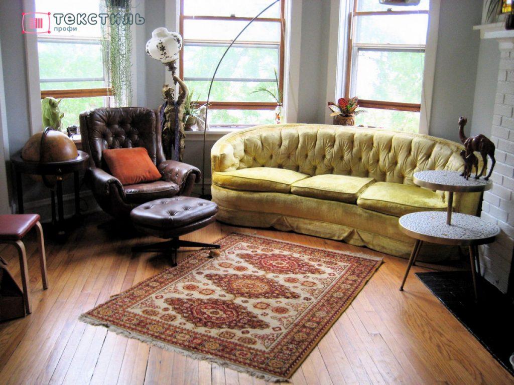Шерстяной ковёр и ковровая дорожка – достойные жители для вашего дома