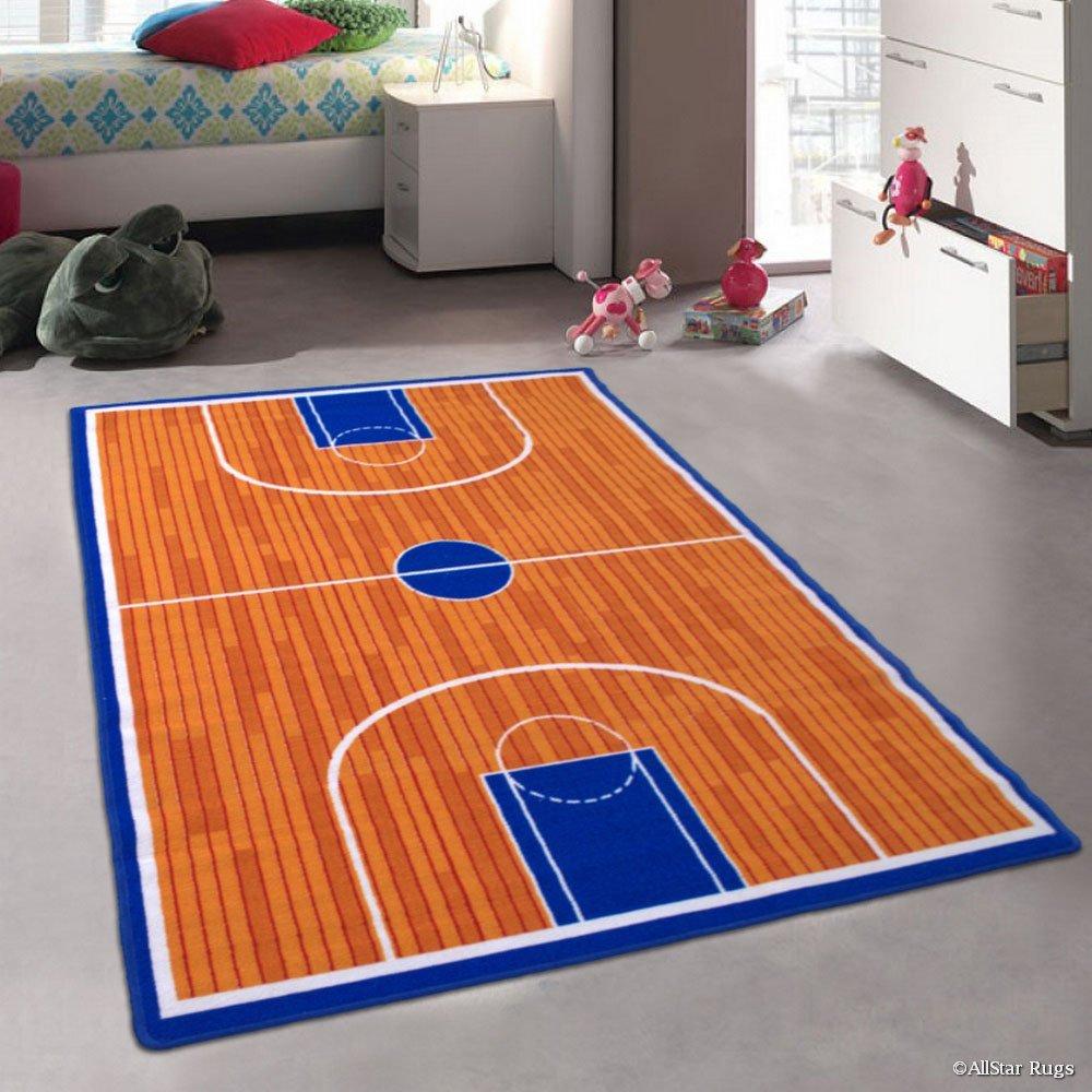 ковер баскетбольная площадка в комнату мальчика