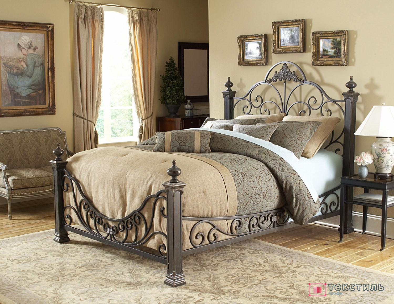 Домашний текстиль в стиле барокко и рококо: королевский интерьер