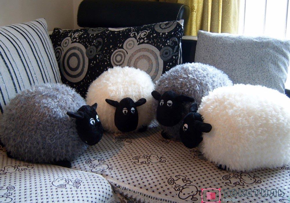 Как выбрать декоративную подушку?