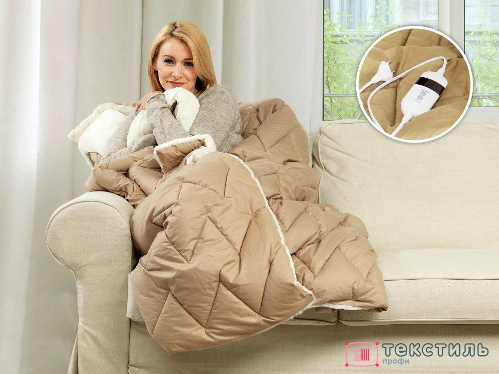 Утепленное покрывало и одеяло: летом пора задуматься о зиме