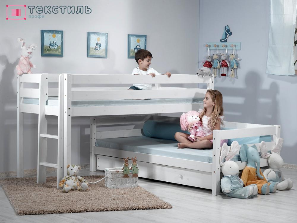 Смена детского постельного белья: все, что нужно знать родителям