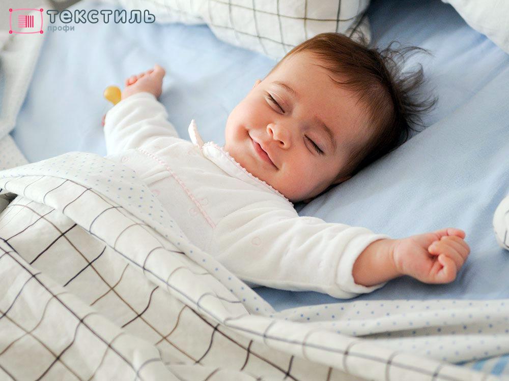 Смена детского постельного белья: все, что нужно знать родителям, ТекстильПрофи - полезные материалы о домашнем текстиле