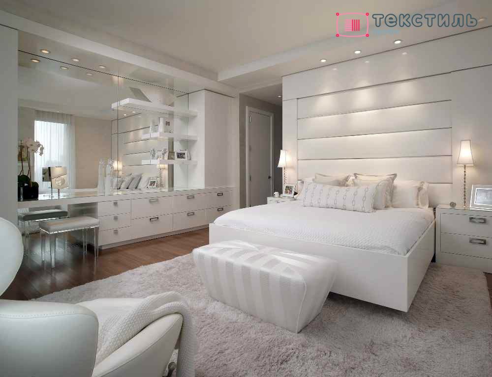 Палас в интерьере: размещение в комнате и выбор материала