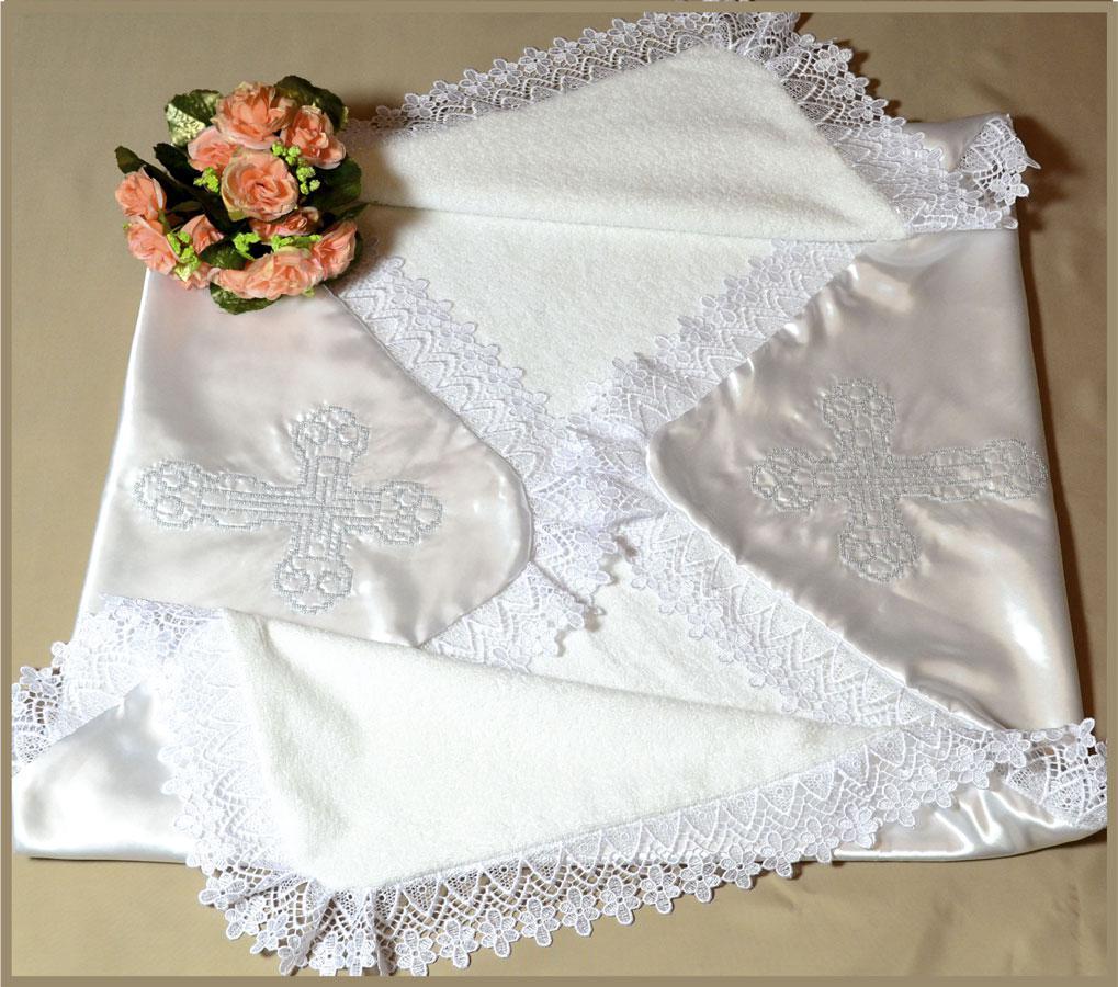 Полотенце для крещения — крыжма — как выбрать эту памятную вещь