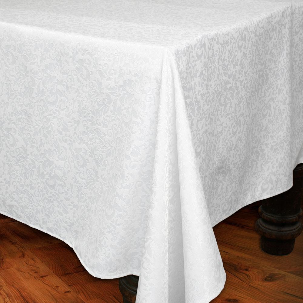 Как ухаживать за скатертями, салфетками и постельным бельем?