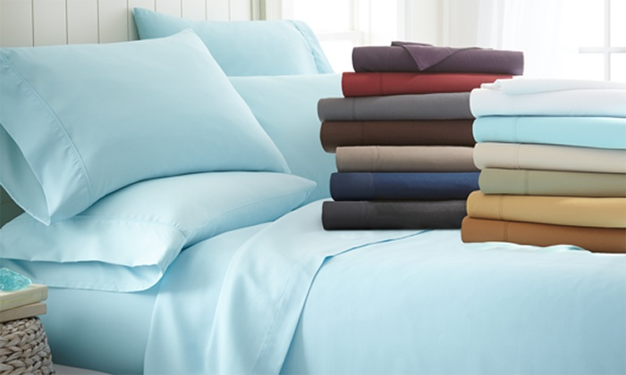 Уход за постельным бельем: все, что может понадобиться хозяйке