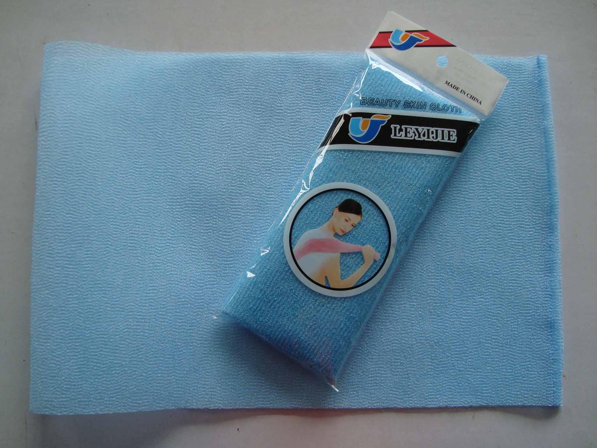 мочалка полотенце японская