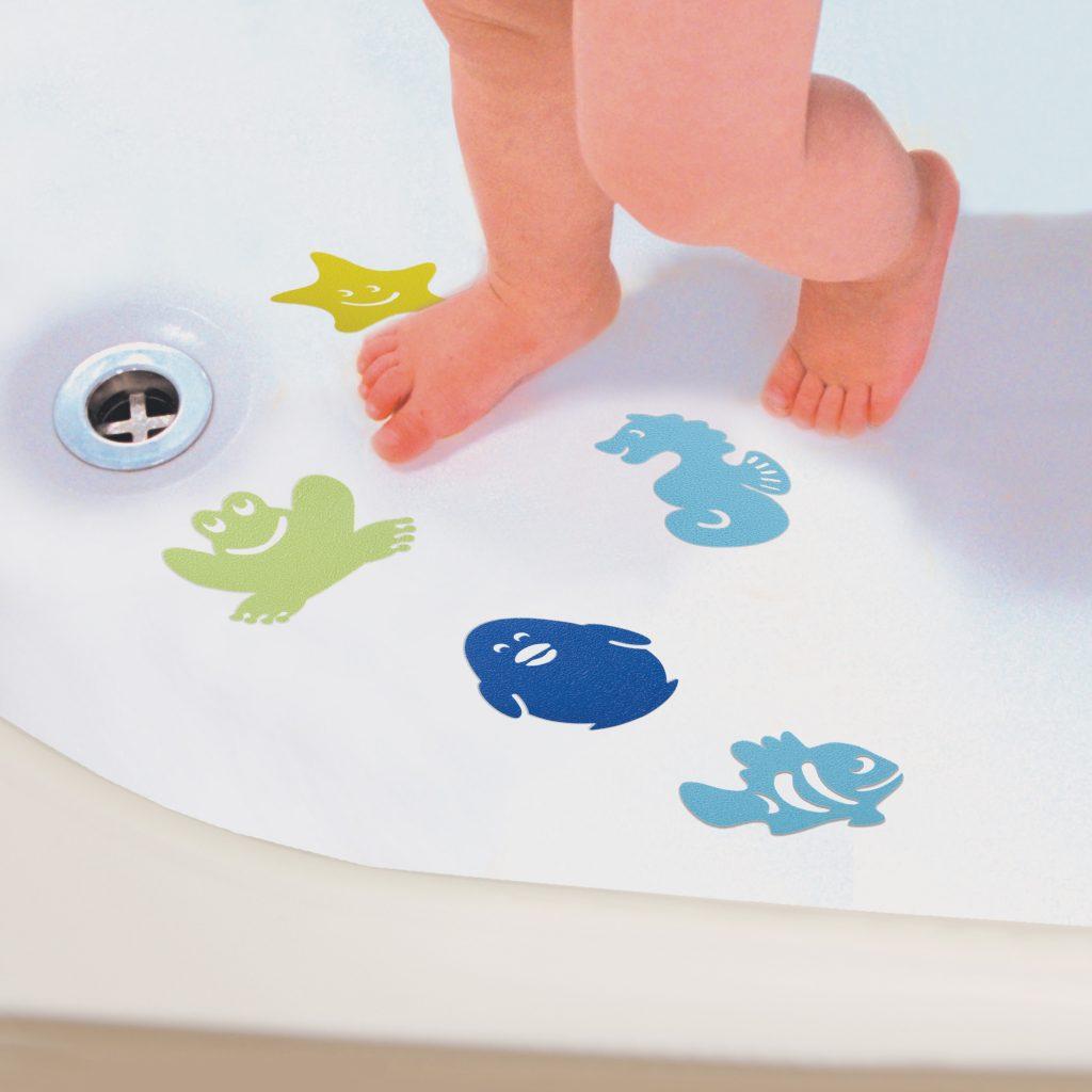 детские коврики для ванной