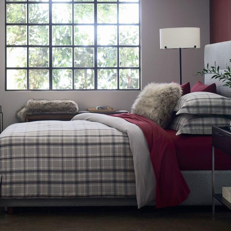 фланелевые комплекты постельного белья