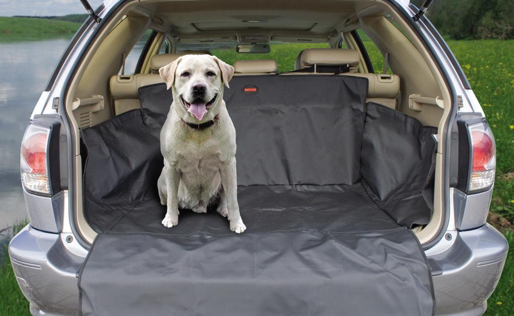 покрывало для собак в машину