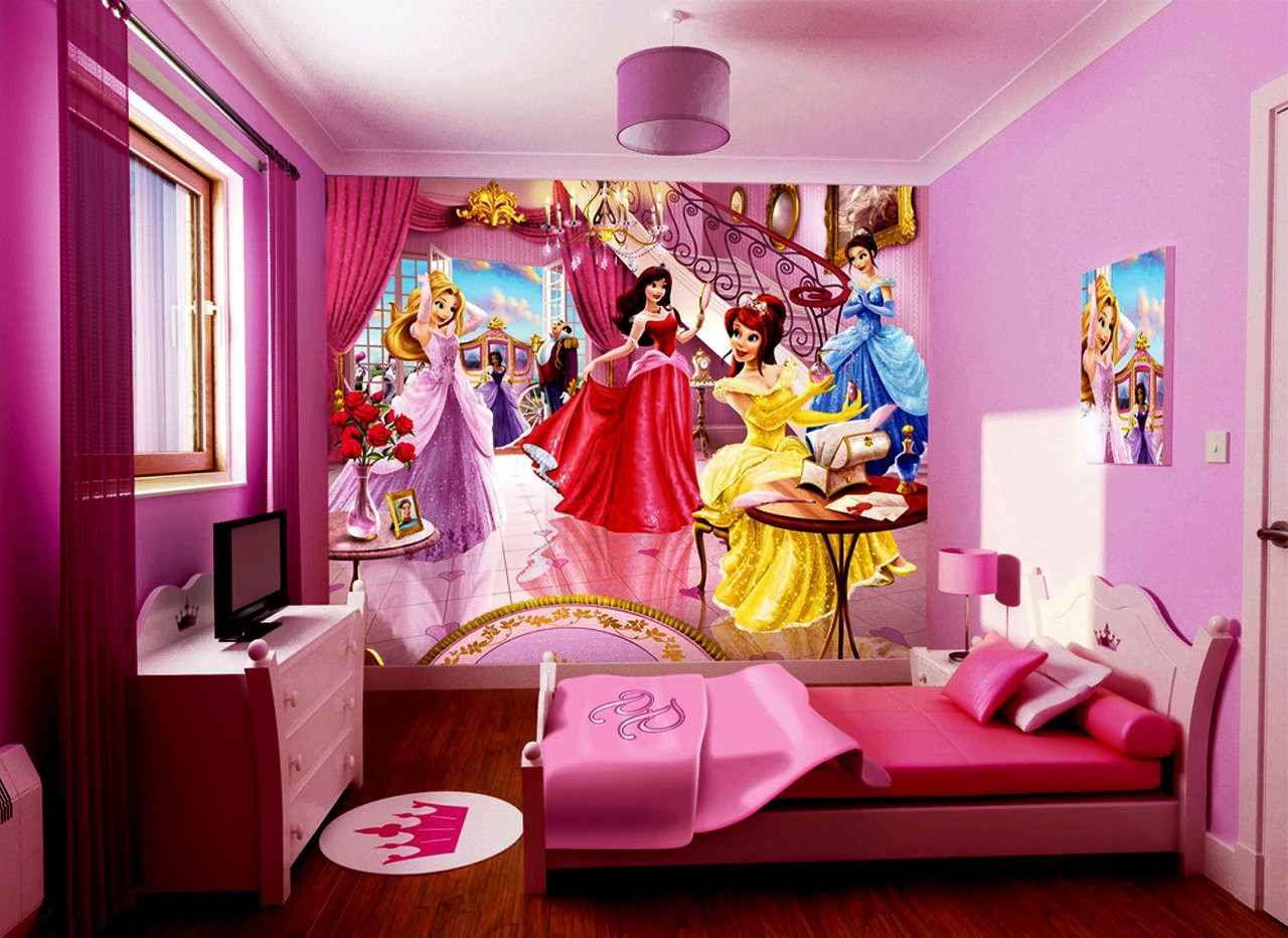 Как подобрать постельный комплект для девочек и другой декор в детскую