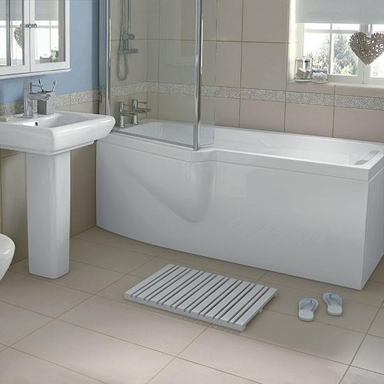 Размеры ковриков для ванной комнаты: от мини до больших
