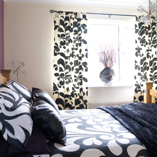 Дамасский стиль спальни