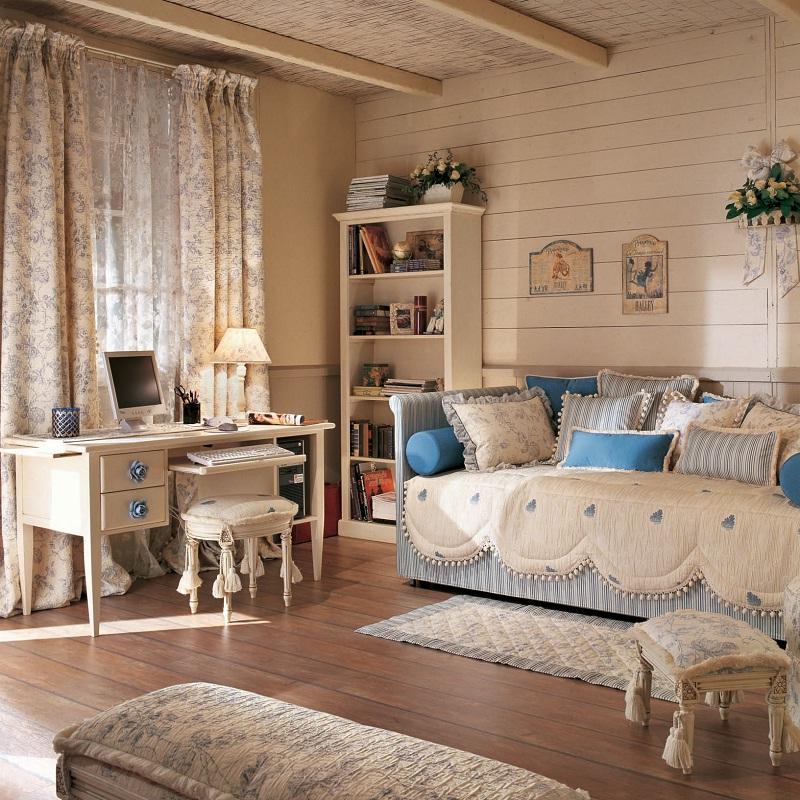 Интерьер в стиле прованс: идеи для дома и их изысканное воплощение
