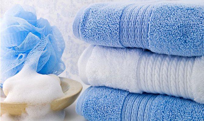 Как сделать полотенце мягким после стирки?