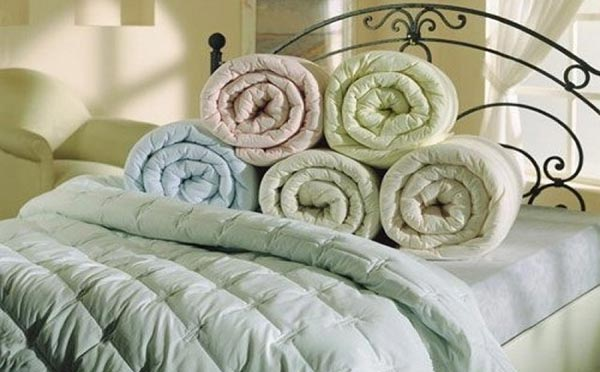 уход за бамбуковым одеялом