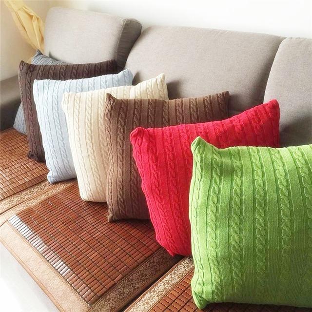 Декоративные подушки в интерьере - отличное дополнение к любому стилю