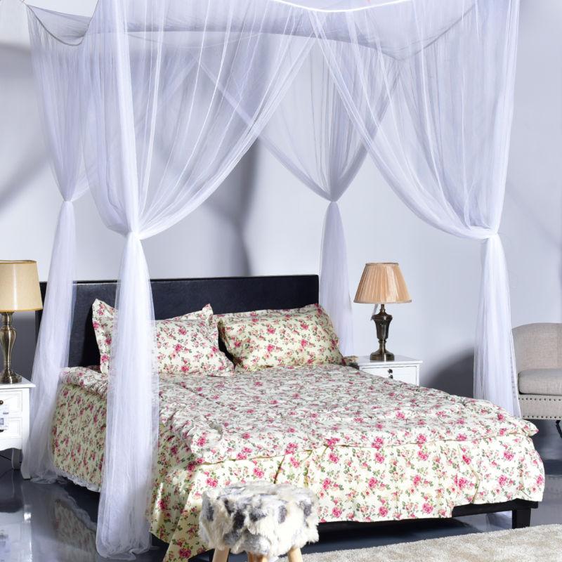 Балдахин над кроватью: зачем этот элемент нужен вашей спальне?