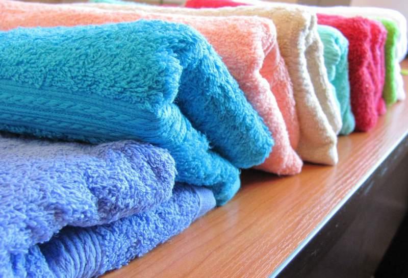 махровые полотенца купить