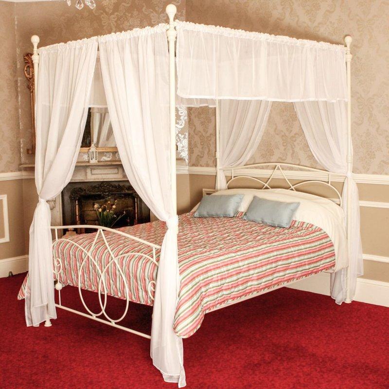 ткань для балдахина в спальню